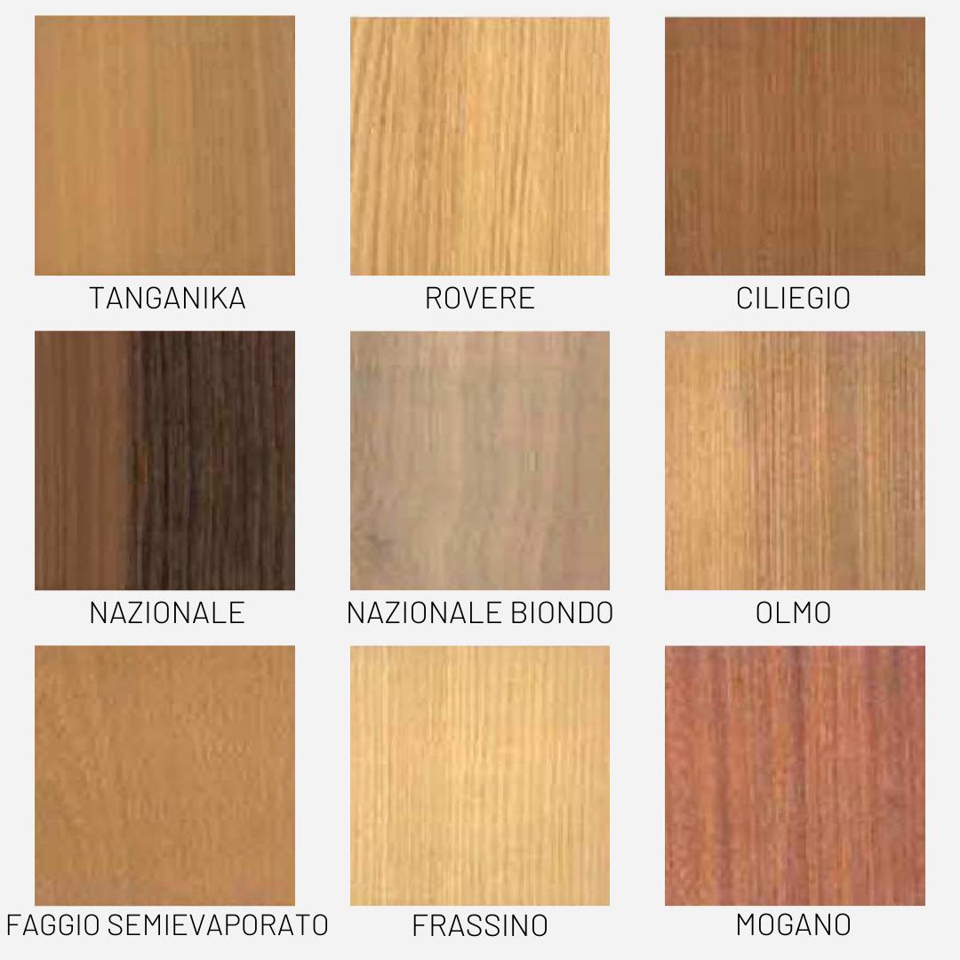 essenze legno SCL